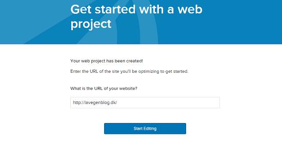 Indsæt URL