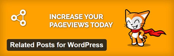 Relaterede indlæg WordPress plugin