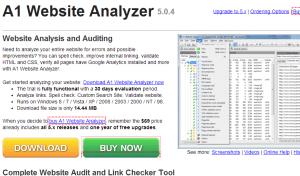 A1-Website-Analyzer