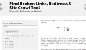 Broken-links-redirects-site-crawl-tool