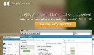 Social-Crawlytics